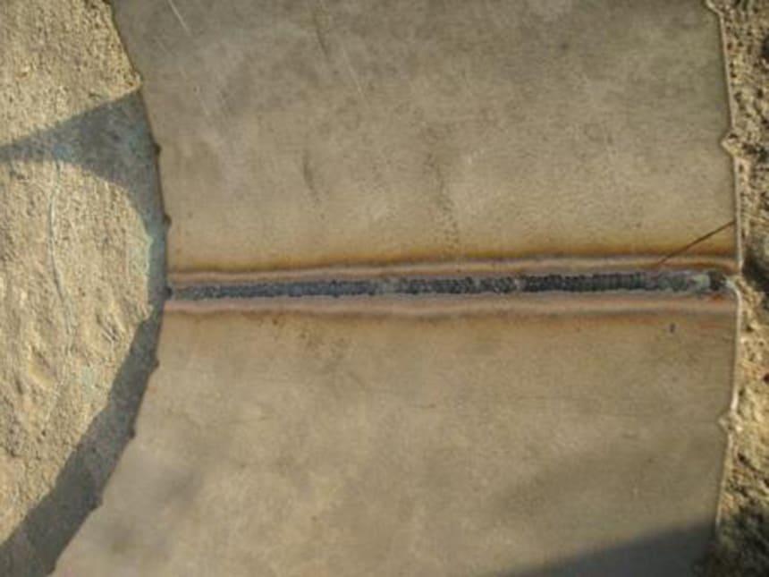 Сварка труб 10